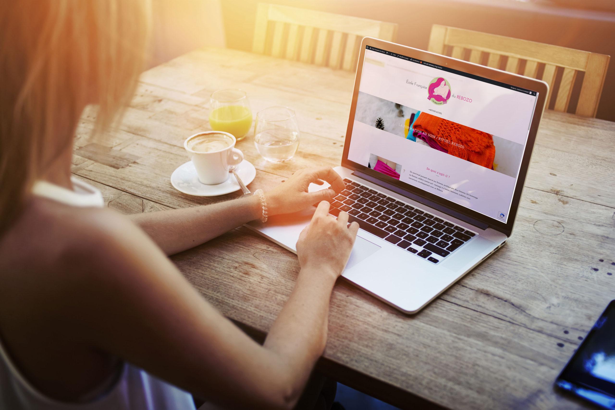Ecole française du rebozo, les formations en ligne