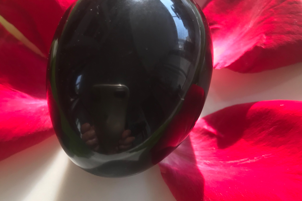 oeuf obsidienne